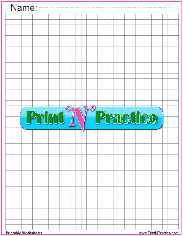 quarter inch graph paper