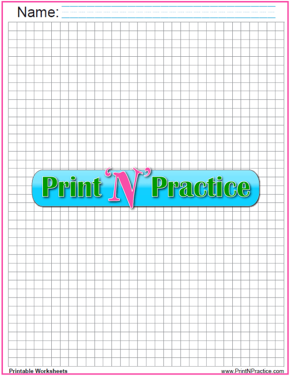 Gray quarter inch graph paper to print.
