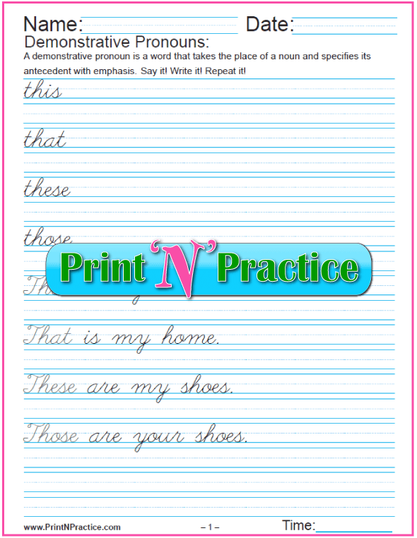 Pronoun Antecedent Worksheet Katinabags – Pronoun Antecedent Worksheet