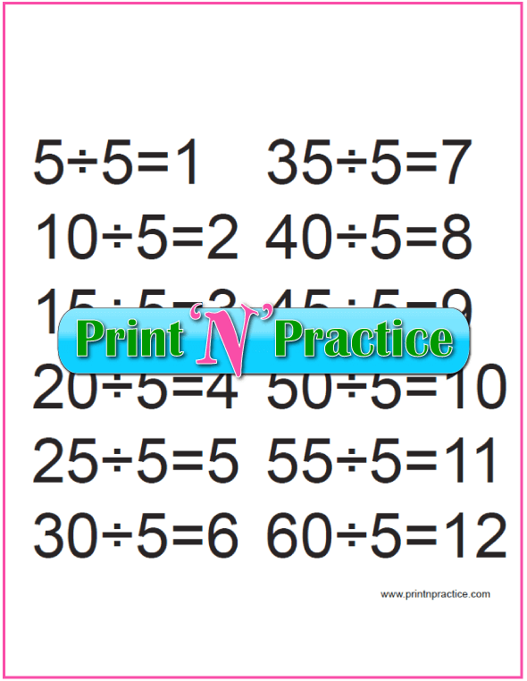 Third Grade Division Worksheets: Customize And Print
