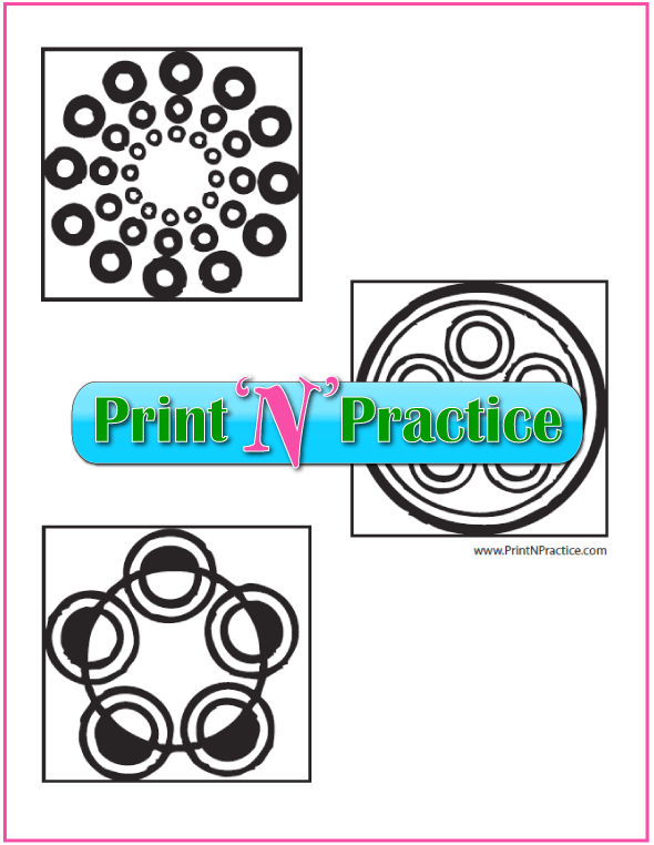 Printable Geometric Shapes Worksheets