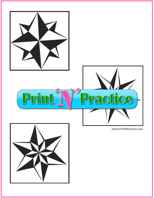 First Grade Math Worksheets: Printable Geometric Shapes Worksheets