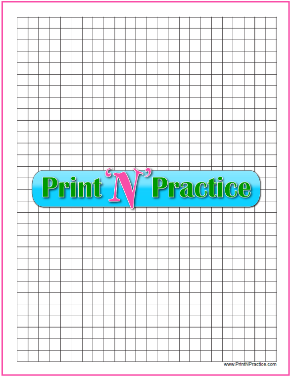 Gray Printable Graph Paper With Narrow Margins
