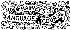 Harvey's Grammar Course