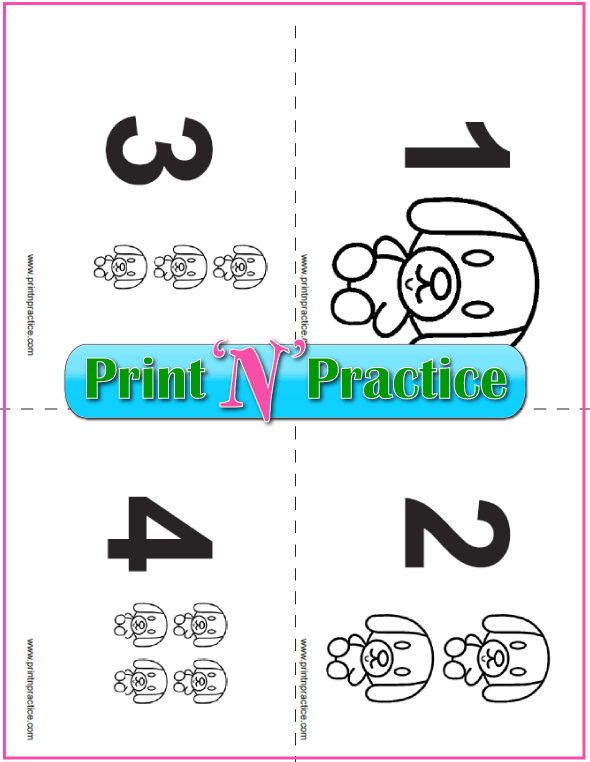 Preschool and Kindergarten Math Worksheets for kids