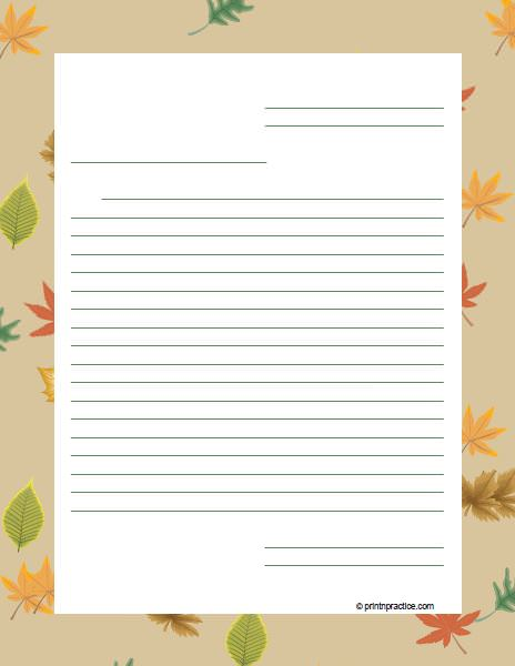 It's just an image of Free Printable Lined Stationery intended for journal