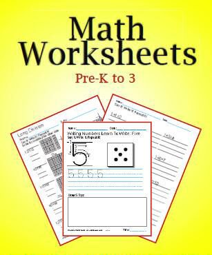 Practice Math Worksheets For Kids! Wonderful addition, subtraction, multiplication, division worksheets, and so much more!