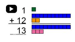 Addition Videos - Twelve Tables Up To Twelve