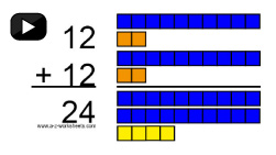 Addition Videos - Learn and practice all twelve tables.
