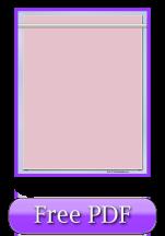 Printable Writing Paper: Pink Handwriting Paper