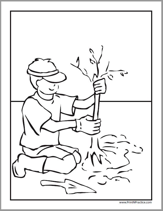 sample coloring pages for kids - photo#17