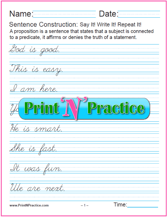Fourth Grade Worksheets: Practice For Kids