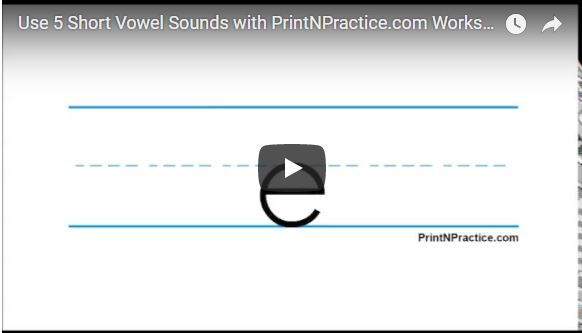 Phonics video image