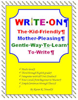 Karen Newell's Write On - Creative Writing Book or Download
