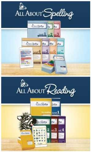 All About Learning Press Phonics Lessons