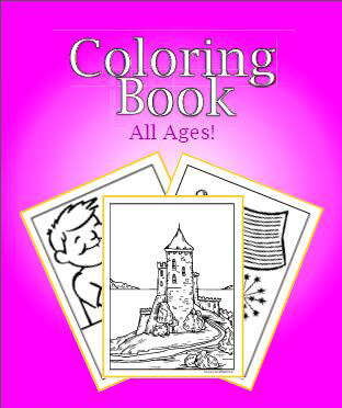 Fun Coloring Pages To Print In One Bundle