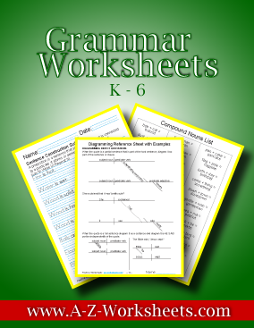 Grammar Worksheets Download