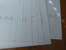 Printable World Timeline Template - seven page history timeline.